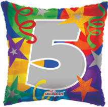 Complete Listing Of Birthday Balloons