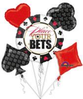 Casino balloons anti gambling campaign uk