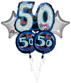 Its My Birthday 50 Bouquet Balloon Includes One SuperShape Two Coordinating 18 Designs And Solid Color Balloons